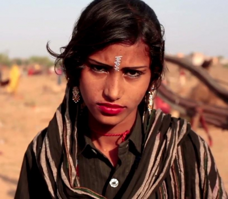 Rajasthan Gypsies of Northern India