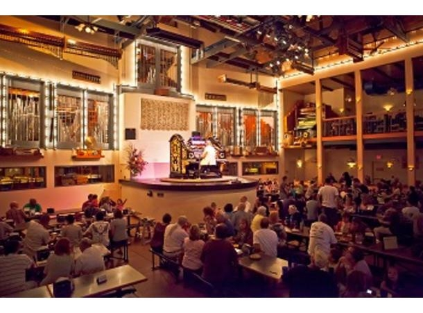 Organ Stop Pizza Restaurant Mesa Arizona